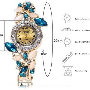 Accessories - Womens luxury diamon1 in solid blue &1 purple